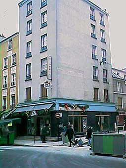 115, Rue de Belleville