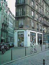 Corner of Rue Troyon